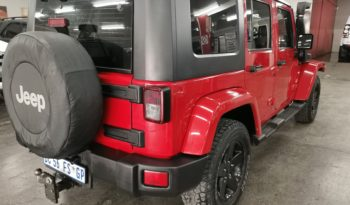 #6872 2011 JEEP WRANGLER 2.8 CRD UNLTD SAHARA A/T-FOR SALE IN KURUMAN full