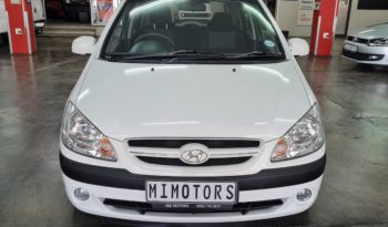 #7145 2008 HYUNDAI GETZ 1.4 HS -FOR SALE IN KURUMAN full